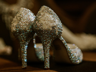 Extraordinary Designer: Sparklez Bridal & Occasion Shoes by Zoe