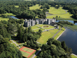 Extraordinary Venue: A fairy tale come true - Ashford Castle,Lough Corrib,Ireland