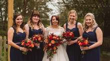 Extraordinary Real Wedding: Francesca and Mike's Autumn day