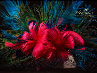 Extraordinary Supplier: Helenae - Couture Millinery