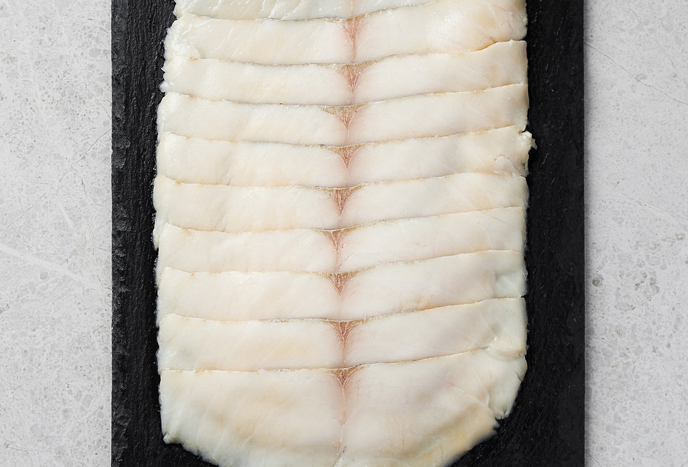 Oil Fish (Sliced, cold smoking)
