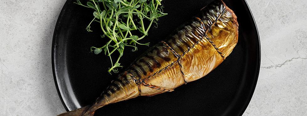 Mackerel - Hot smoked - Without Head