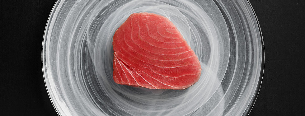 Tuna (cold smoked)