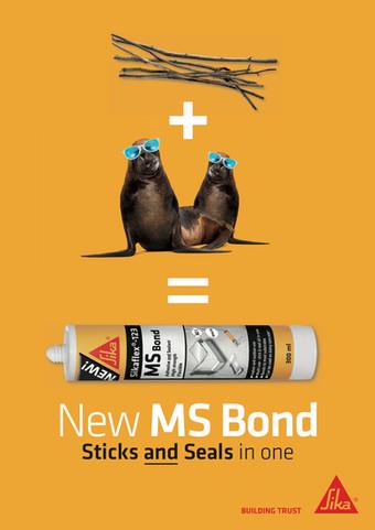 MS Bond Sealant & Adhesive - Launch