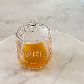 Hot Honey Simple Syrup