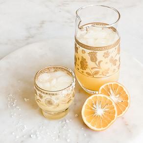 Sour Orange Margarita