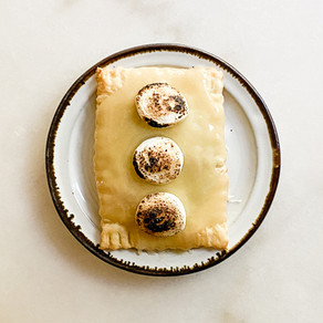 S'mores Hand Tarts