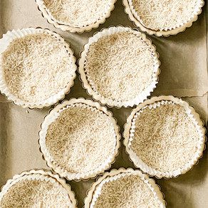 Blind Baking Pastry