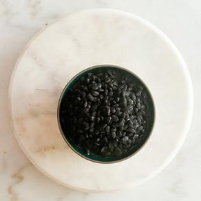 Smoky Instapot Black Beans