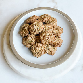 Coco-Oat Chip Cookies