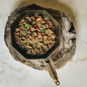 Wild Mushroom Gravy