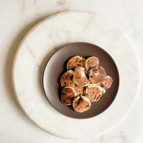 Mini Chip Buttermilk Pancakes