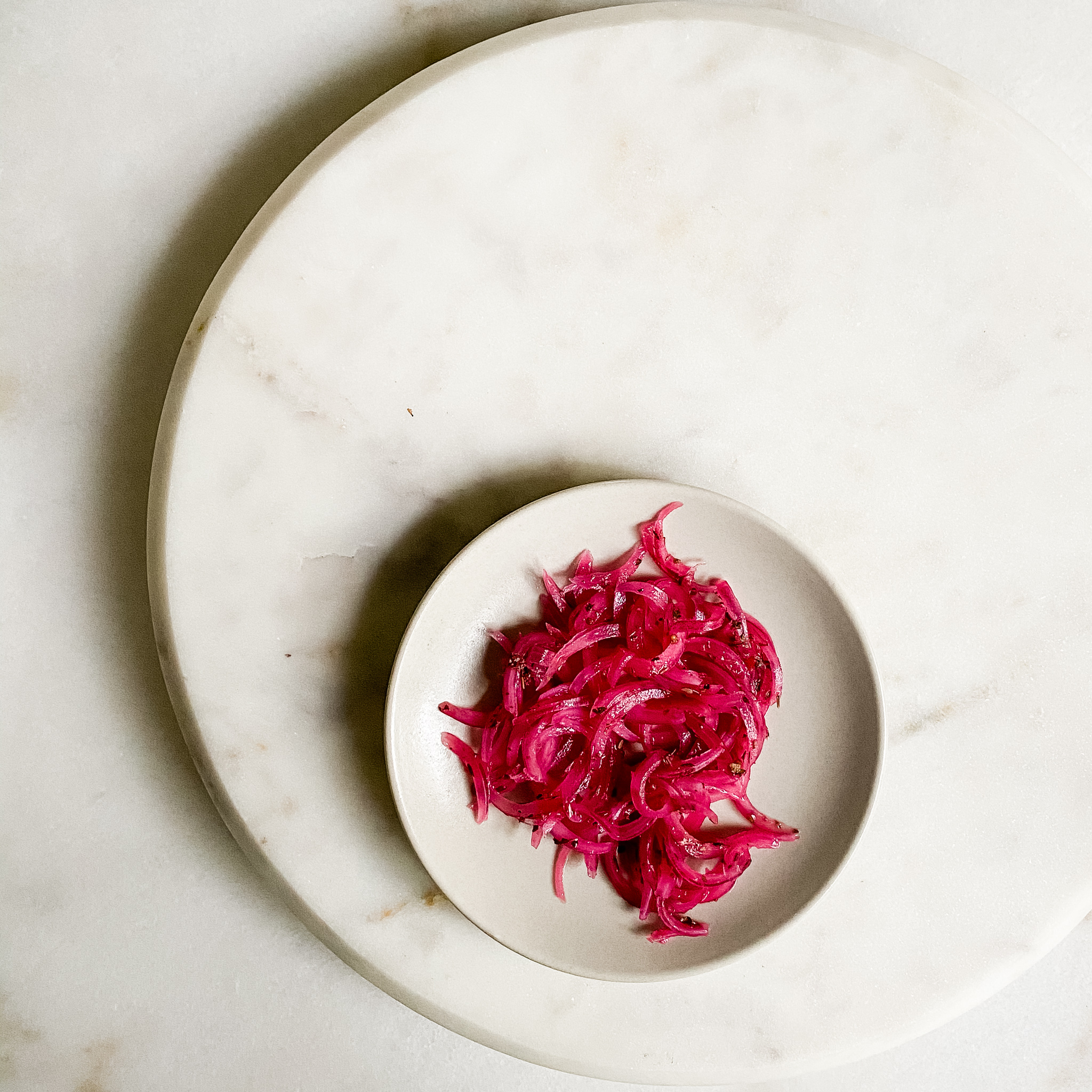 Lime Pickled Onion