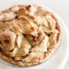 Apple Brown Sugar Pie