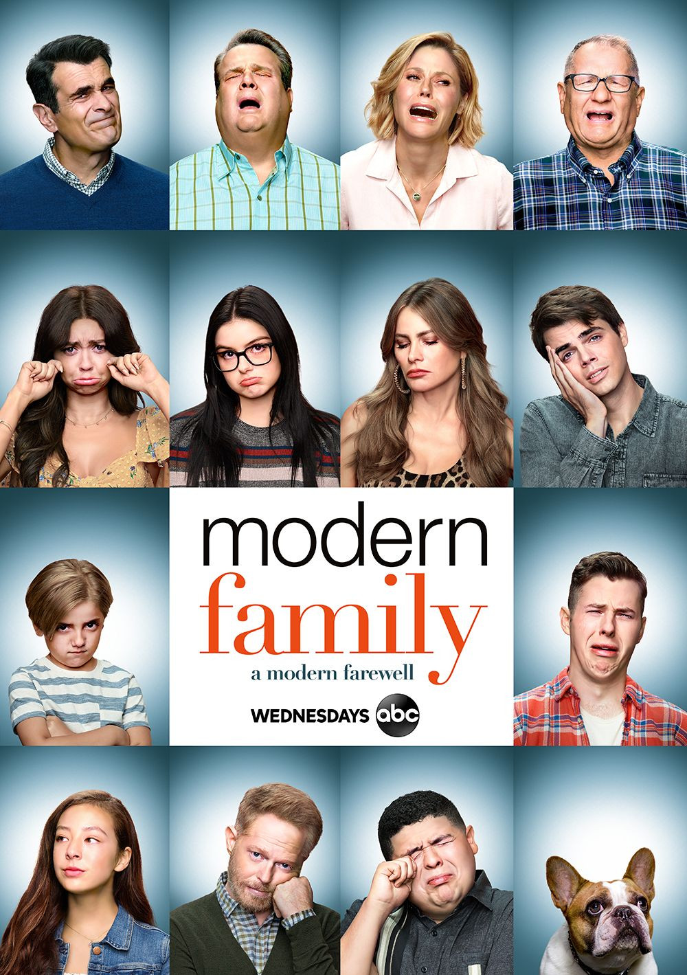 EMPTY NESTERS FINALLY LAUGHED AND CRIED WITH MODERN FAMILY FOR 11 YEARS SO SHOULD YOU