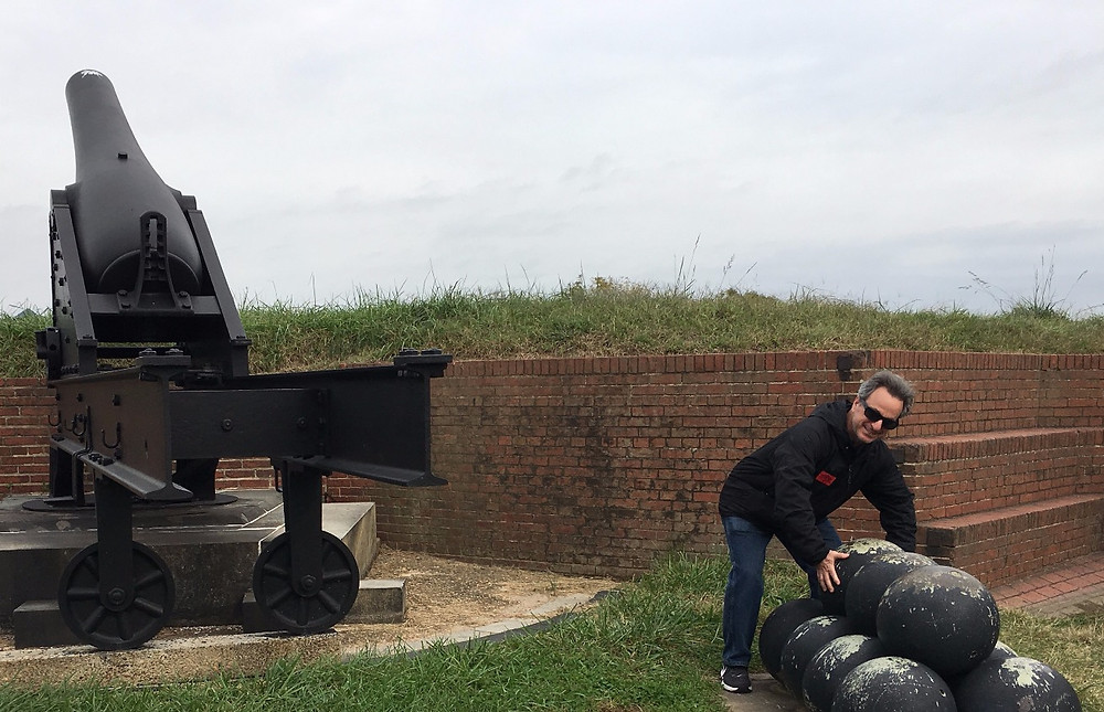 Ft. McHenry Emptynestersfinally warrior