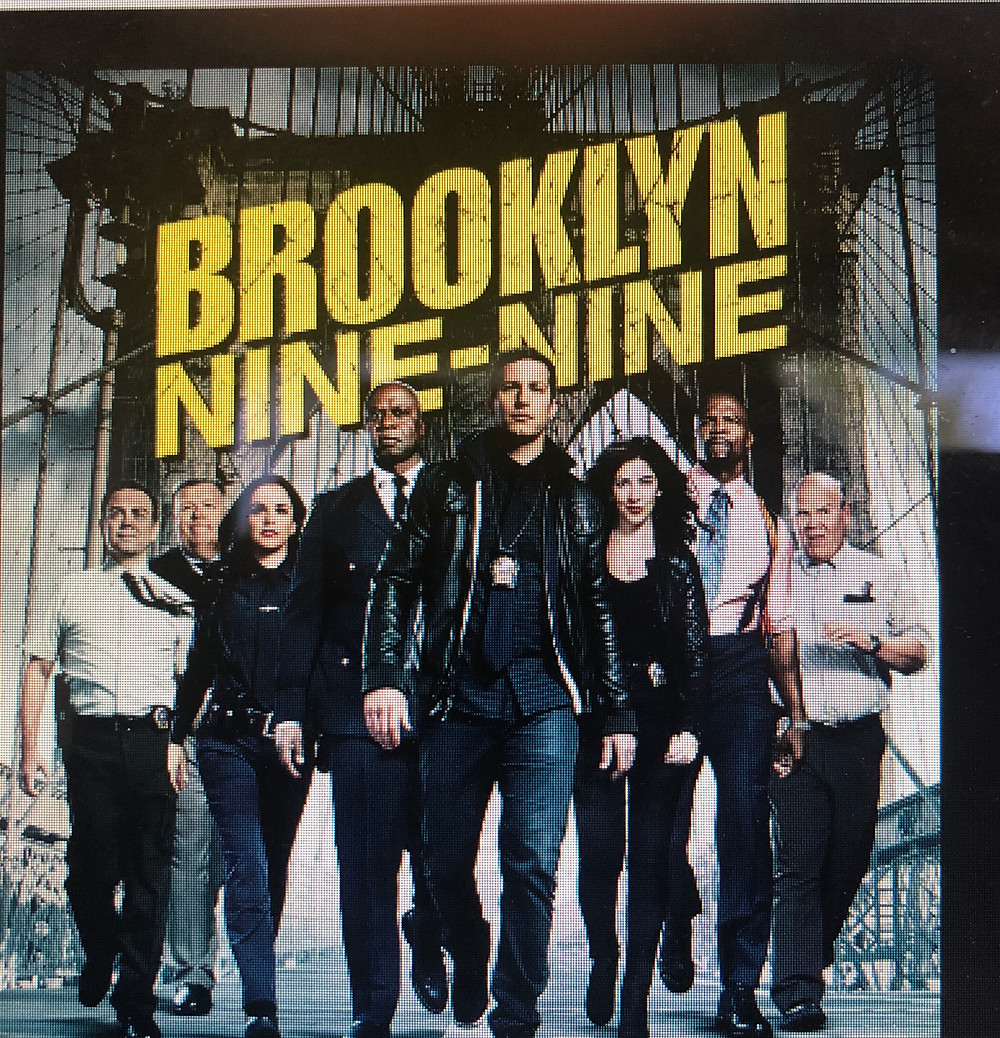 EMPTY NESTERS FINALLY RELAXES AND LAUGHS WITH BROOKLYN 99