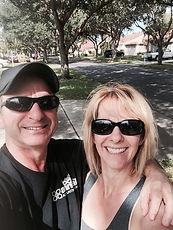 Karen and Brad Hacker Empty Nesters Finally