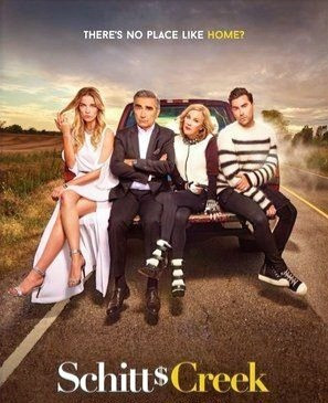 MUST SEE TV WHILE SOCIAL DISTANCING SCHITTS CREEK