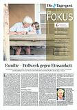 """Sonderbeilage Tagespost """"Familie - Bollwerk gegen Einsamkeit"""""""