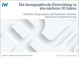Vortrag Dr. Geis-Thöne - Expertenforum 18. Juni 2021