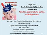 Vortrag Prof. Serge Sulz - Expertenforum 18. Juni 2021