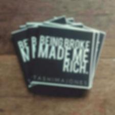 Being Broke Made Me Rich - Tashima Jones