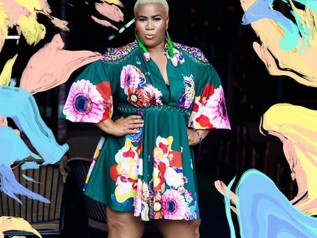 Designer Tasha Catches Up With Chioma 'ChiGul' Omeruah