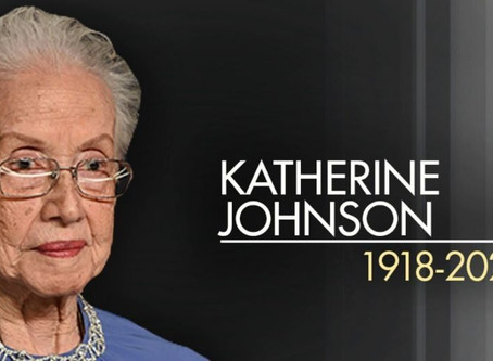 Hidden Figures: Katherine Johnson Transitions at 101