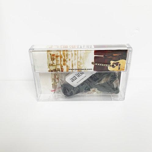 SIGNED Josh Album USB / Cassette Case