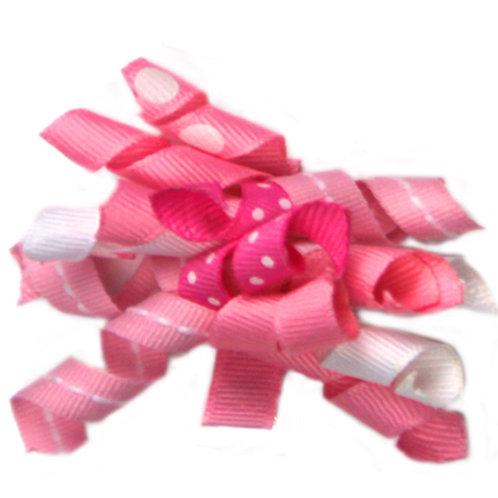 Pink Ribbon Bow A-18