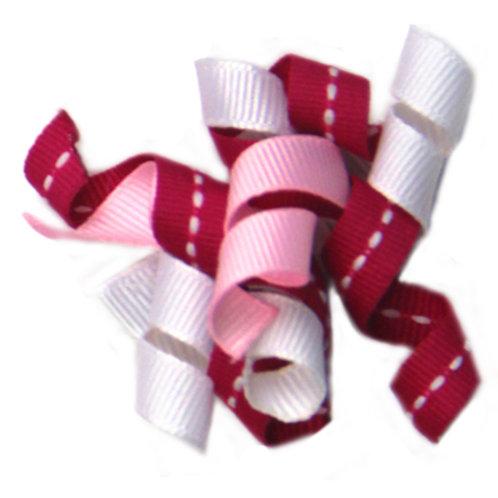 Pink Ribbon Bow A-17
