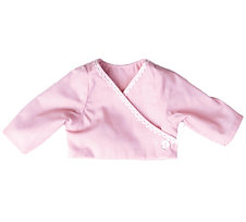 Pink Wrap-Around Jacket S-09