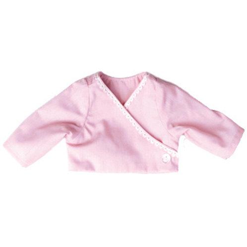 Pink Wrap-Around Jacket S-09