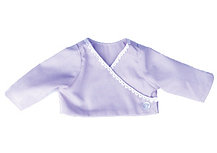 Lavender Wrap-Around Jacket S-10