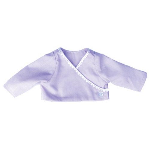 Lavender Wrap-Around Jacket S-10
