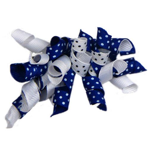 Blue Ribbon Bow A-12
