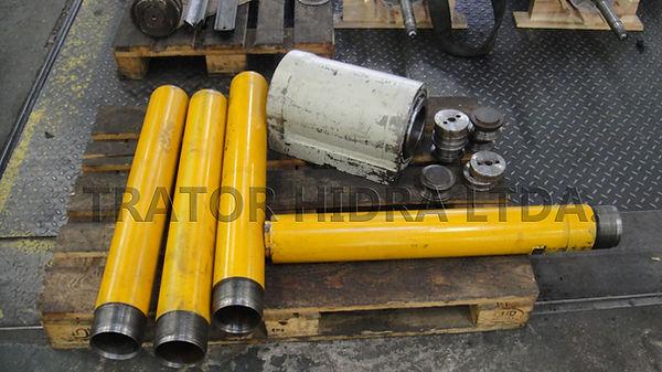 conserto em cilindros pneumáticos