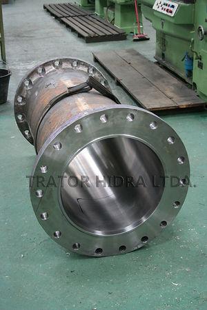 cilindro hidráulico brunido