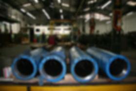 Recuperação de cilindros hidráulicos e pneumáticos