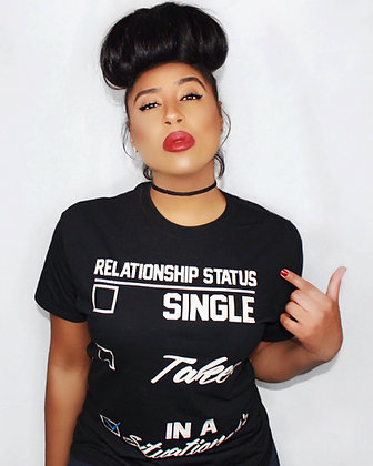 In a Situationship Tee (Unisex)