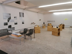 Retrospektive Kunsthalle Wil, 2020