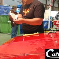 Carnu-B Wax Demonstration