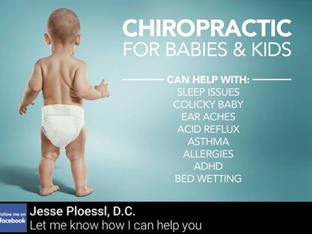 Chiropractic for Babies and Kids