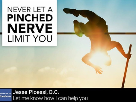Pinched nerve? We can help!