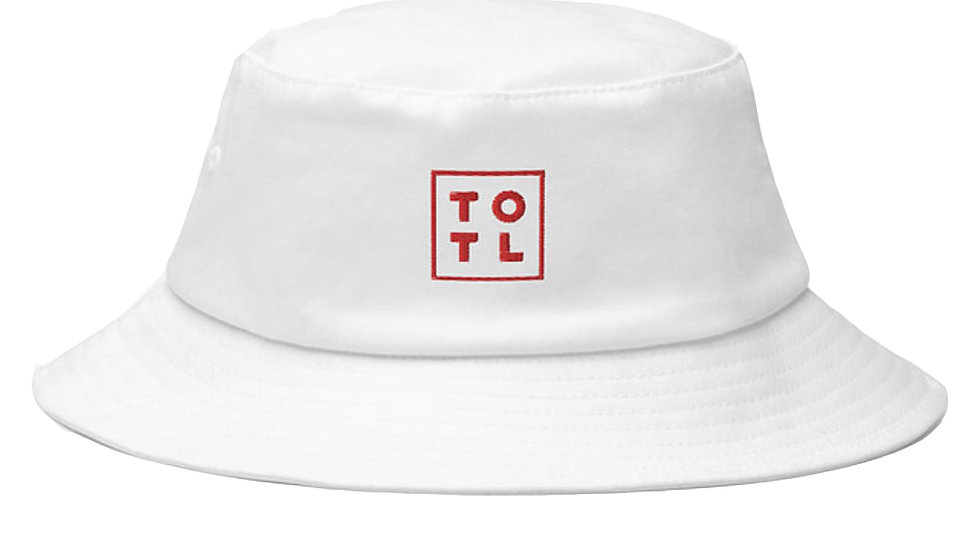 TOTL Special Edition Red Flame Bucket Hat