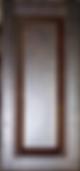espresso colored wood kitchen cabinet shaker panel sample