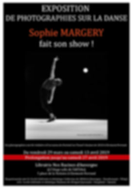 2019 04 MARGERY Sophie exposition Danse