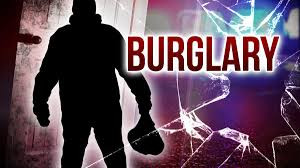 Sheriff's Office Makes Arrest on Burglary Charges