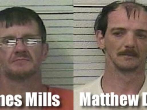 Two Knox County men arrested on for sexual offenses with a juvenile
